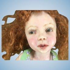 "Odile Segui ""Little Dancer"" Sculpted Doll"