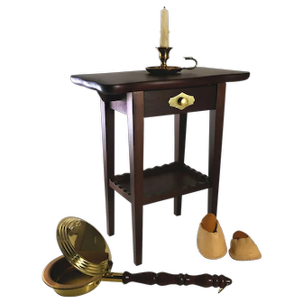 Felicity's Night Stand and Accessories-The American Girls Collection by Pleasant Company