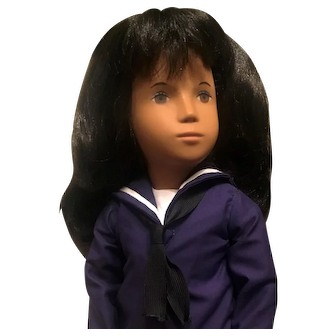 Vintage Sasha Brunette Marina Doll – Model 102