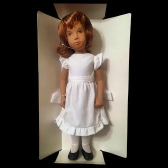 Vintage Sasha Redhead White Dress Doll – Model 108 NRFB