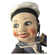 Sailor Doll by Chad Valley Hygienic Toys