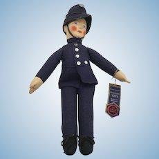British Bobby by Chad Valley Hygienic Toys