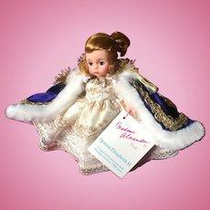 Madame Alexander Queen Elizabeth II Coronation Doll - MIB