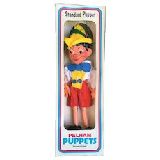 Pinocchio Marionette by Pelham Puppets