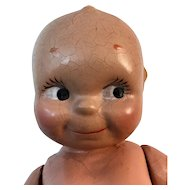 "12"" Composition Kewpie Doll"