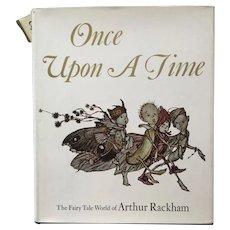 Once Upon A Time: The Fairy Tale World of Arthur Rackham
