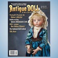 Volume 16, Number 10 November 2013