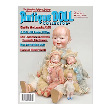 Volume 16, Number 3 April 2013