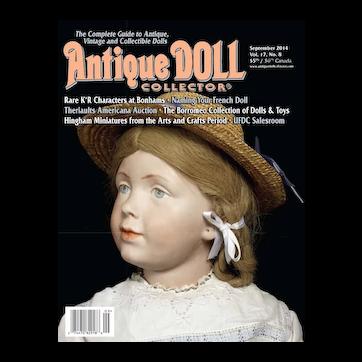 Volume 17, Number 8 September 2014