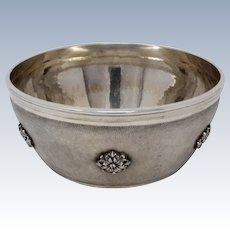 Buccellati, Italy, Sterling Silver Bowl