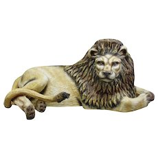 Lion (1975) by Sergio Bustamante