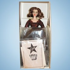 Rare Madra Doll All About Eve Screen Test Trunk Set LE 2001 MINT
