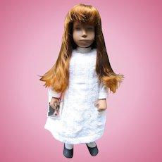 """Gotz German Sasha Doll """"Mistake"""" Angela FAO Schwarz Mint in Box"""