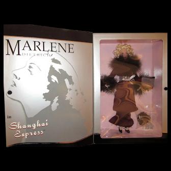 Madame Alexander Marlene Dietrich Doll Shanghai Express NRFB
