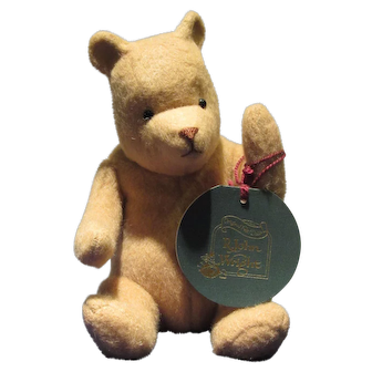 R John Wright Winnie the Pooh Silly Old Bear LE 77/720 Mint Signed