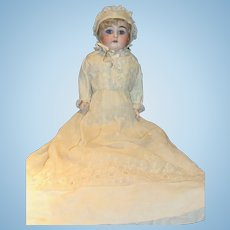 Antique German Early Kestner Doll # 6 A/O in Original Box 1880-90's