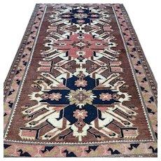 6.1 x 3.6 - Exclusive Chelaberd Eagle Kazak Oriental rug √ Free shipping
