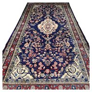 9.8 x 4.8 Superb luxury Bohemian rug √ Free shipping