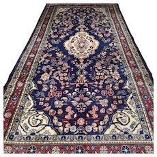 9.8 x 4.8 Superb luxury Bohemian rug √ Free shipping