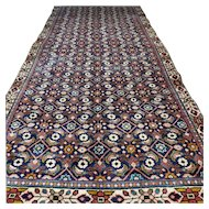 10.2 x 4.5 Unique bohemian rug √ Free shipping