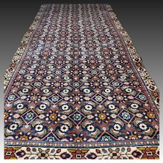 10.2 x 4.5 Unique bohemian rug √ Free shipping