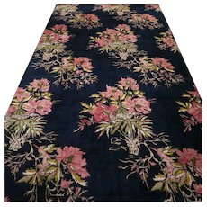 9.9 x 5.4 Amazing Roses Oriental rug √ Free shipping