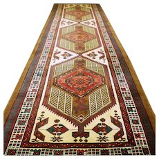 11.4x3.5 Perfect Anatolian runner √ Free shipping
