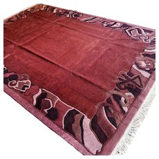 9.6 x 6.7 Perfect modern contemporary rug √ Free shipping