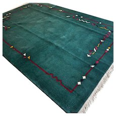 9.9 x 6.7 Perfect modern contemporary rug √ Free shipping