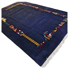 9.8 x 6.7 Perfect modern contemporary rug √ Free shipping