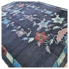 9.5 x 7.9 Modern contemporary rug √ Free shipping
