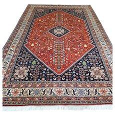 Free shipping - Luxury large bohemian design rug - 9.9 x 6.6