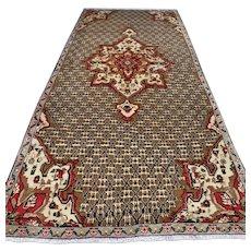 Free shipping - Luxury Koliay design Oriental rug - 7.5 x 3.3