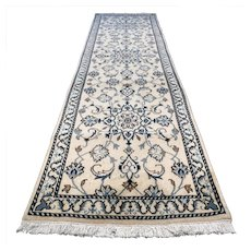 9.5 x 2.6 - New luxury light Bohemian Oriental runner rug √ Free shipping