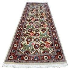 Free shipping - 6.7 x 2.4 Decorative Oriental runner rug