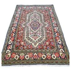Luxury bohemian Oriental rug - 5.2 x 3.5 √ Free shipping