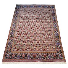 Special luxury design Oriental rug - 6.4  x 4.4 √ Free shipping