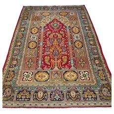 7.1 x 4.6 Luxury bohemian Oriental rug √ Free shipping