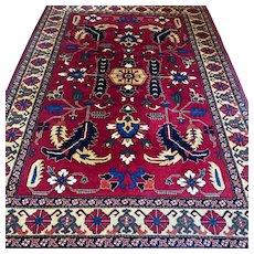 Modern bohemian oriental rug - 8.4 x 5.8 √ Free shipping