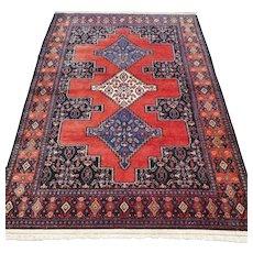Free shipping - 5.5 x 4 Tribal Oriental bohemian rug