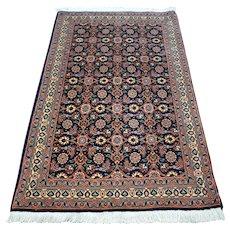 Free shipping - 3.2 x 2 Luxury Tabriz Bidjar Oriental Persian rug