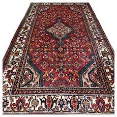 8.9 x 4.9 - Luxury chic Oriental rug √ Free shipping
