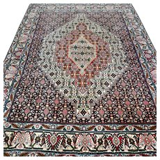 11.3 x 3.4 - Luxury chic Oriental rug √ Free shipping