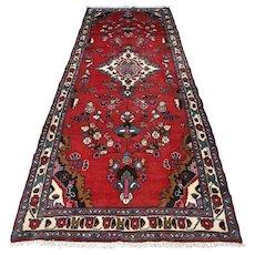 9.5 x 3.5 Classic bohemian Oriental rug √ Free shipping