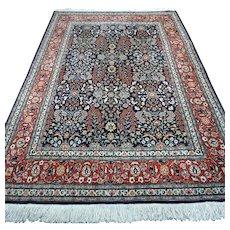 8.2 x 5.6 Luxury Anatolian Hereke Oriental rug √ Free shipping