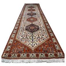 9.8 x 2.6 Light bohemian Oriental runner rug √ Free shipping