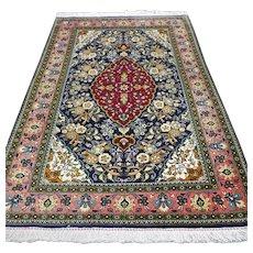 Free shipping - 5.2 x 3.5 Luxury bohemian Oriental rug