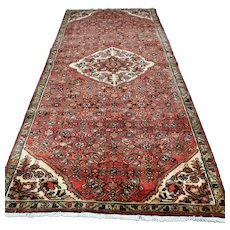 8.9 x 4.2 Luxury Oriental runner rug √ Free shipping