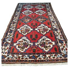 10 x 5.5 Special design tribal Oriental rug √ Free shipping