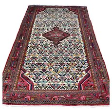 6.6 x 4.1 Luxury tribal Oriental rug √ Free shipping